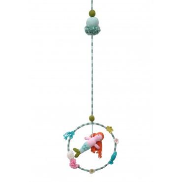 "Mobile Dream Ring ""Mermaid"""