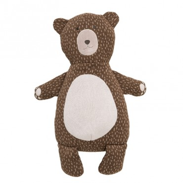 Peluche Ours Teddy (chocolat)