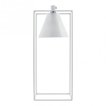 Lampe de table Kubix - Gris