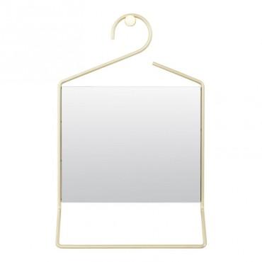 Miroir Hang - Laiton doré