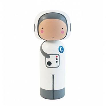 Poupée Kokeshi - Spaceman
