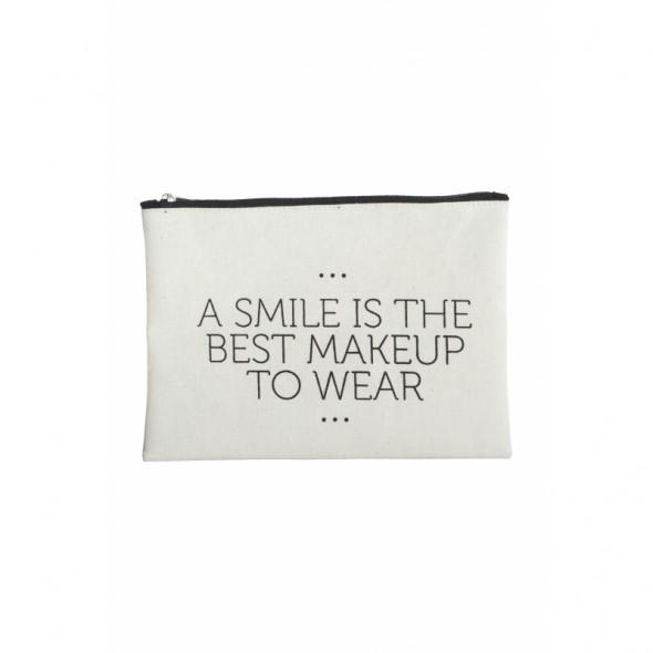 Trousse à maquillage - Smile