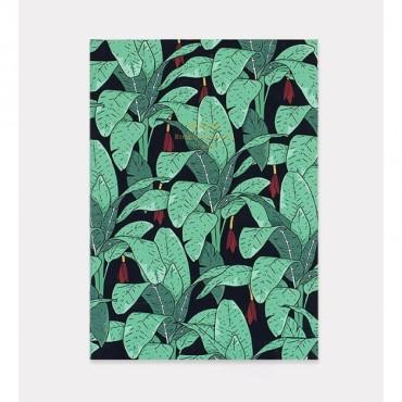 Carnet de notes - Jungle (A5)