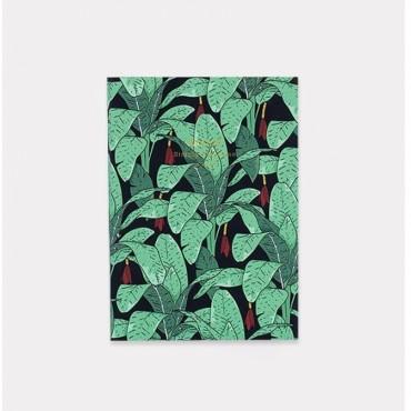 Carnet de notes - Jungle (A6)