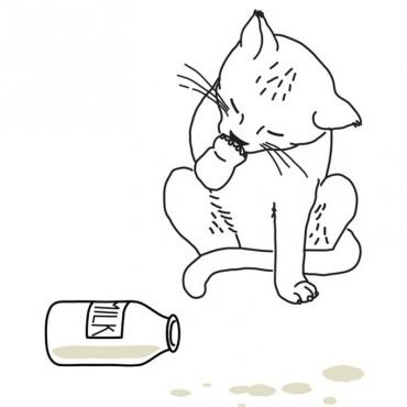Sticker - Milk