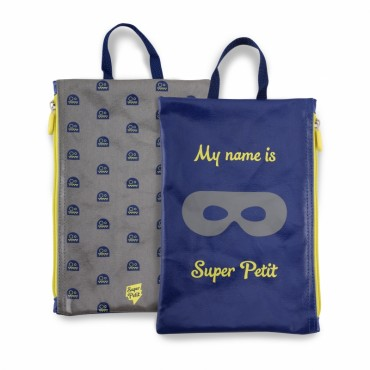 Pochette - My name is super petit
