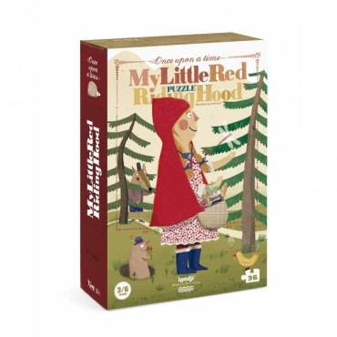 Puzzle My Little Red (36 pièces)