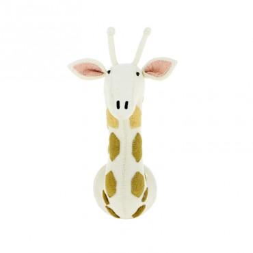 Trophée - Girafe