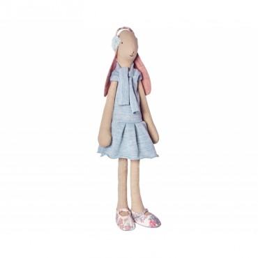 Poupée Lapin Fille - Maxi Bunny Julia