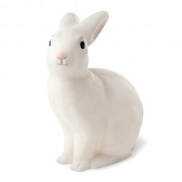 Veilleuse Lapin - Blanc