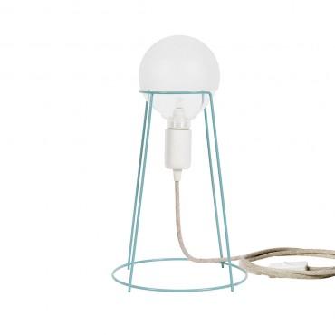 Lampe à poser AGRAFFE - Blau