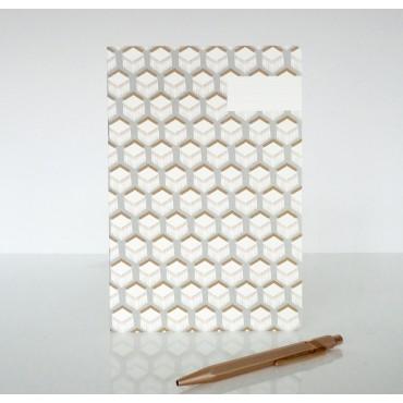 Carnet - Cubes