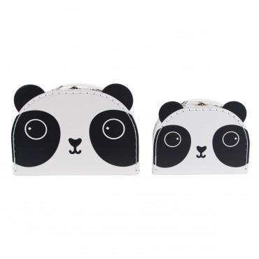 Set de 2 valises - Panda Kawai