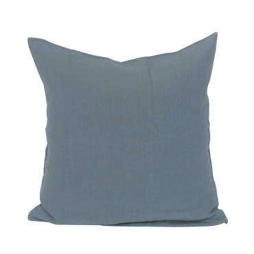 Housse de coussin - Gris bleu (50x50 cm)