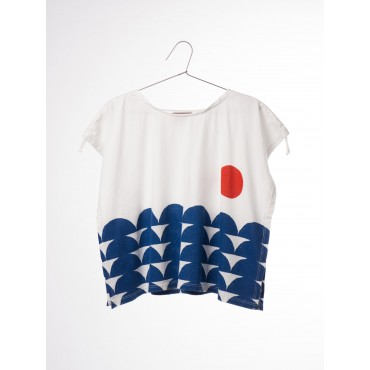 T-shirt manches courtes - Rowing