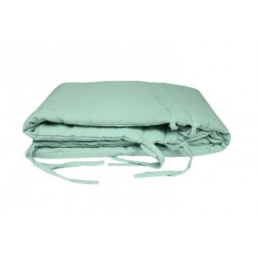 Tour de lit - Vert d'eau