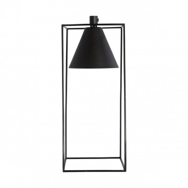 Lampe de table Kubix - Noir