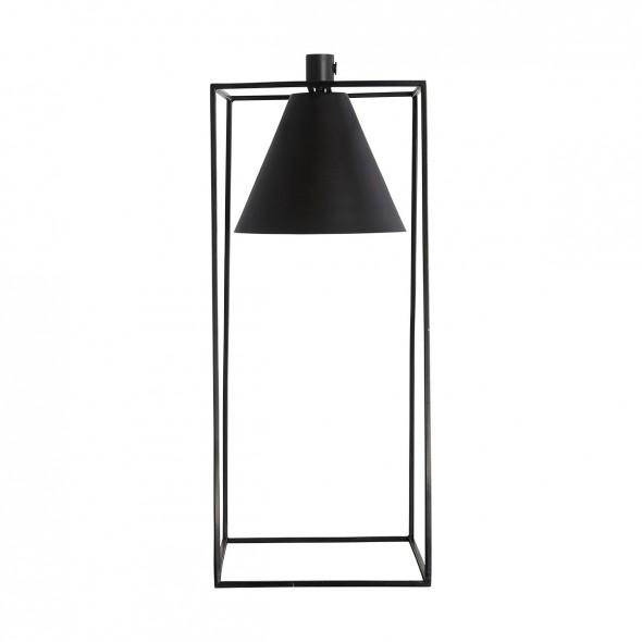 Lampe de table Kubix - Noir