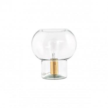 Lampe à poser Mush - Transparent