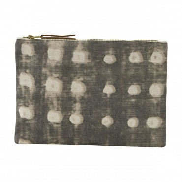 Trousse de toilette - Dots grey