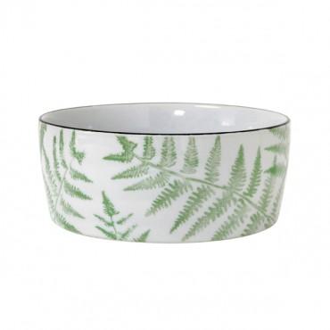 Bol porcelaine Jungle - Ferns