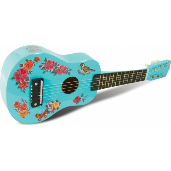 Guitare de Nathalie Lété