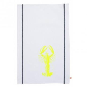 Torchon homard - Fluo jaune