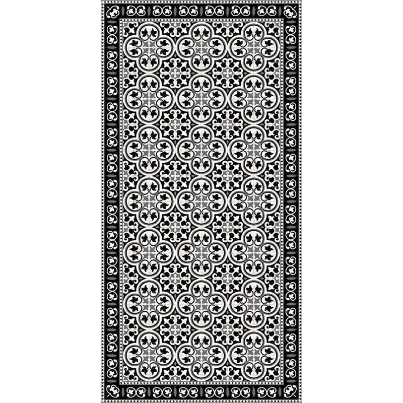 tapis vinyle pinta black adama perlin paon paon. Black Bedroom Furniture Sets. Home Design Ideas