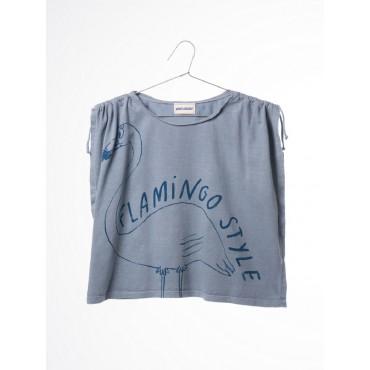 T-shirt manches courtes - Flamingo