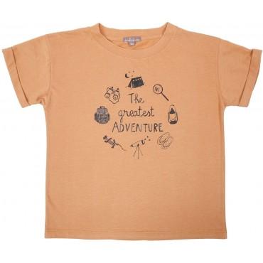 T-shirt Aventure - Madeleine