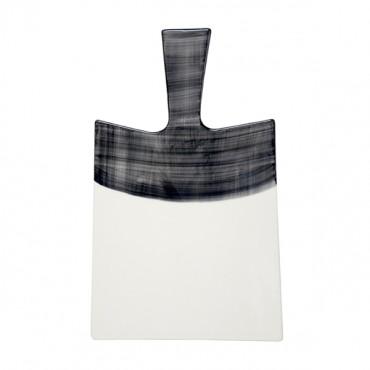 Planche à découper - Bicolore Noir/ Blanc