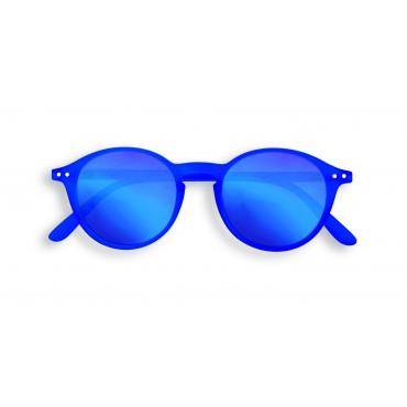 Lunettes de soleil Junior D - King blue crystal mirror