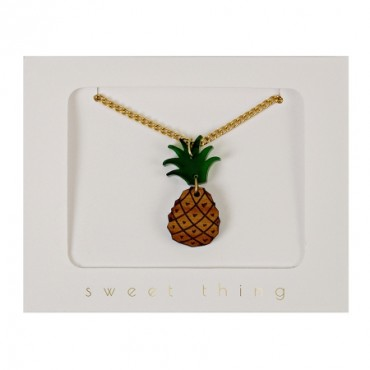 Collier enfant - Ananas