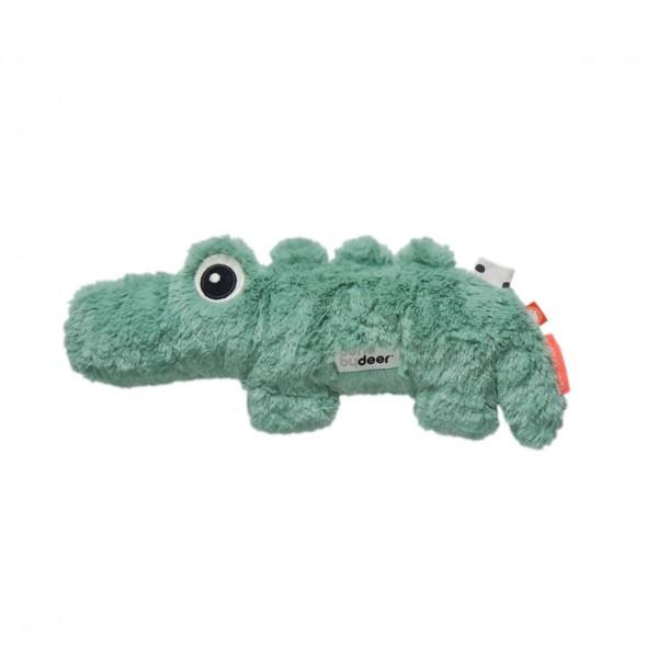 Petite Peluche Croco - Vert