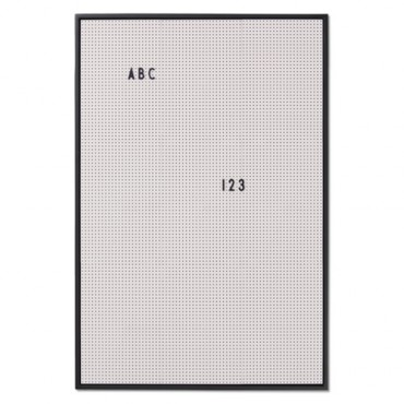 Pegboard A2 - Gris