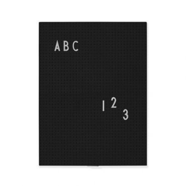 Pegboard A4 - Noir