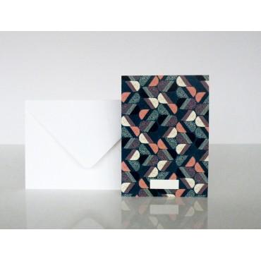 Carte postale - Wax