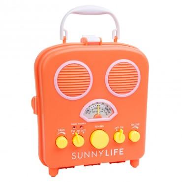 Radio de plage Beach Sounds - Orange