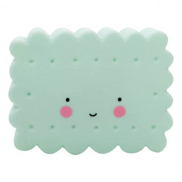 Mini Veilleuse cookie - Vert