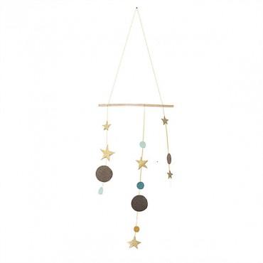 Mobile starlight - Hamonie dorée