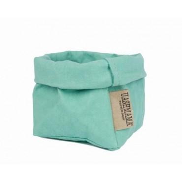 Paper Bag - Bleu ocean