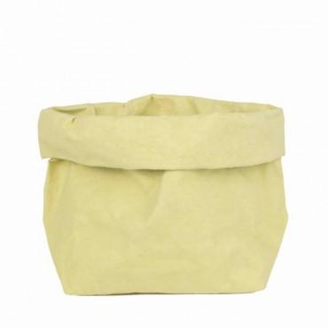 Paper Bag - Jaune cedro