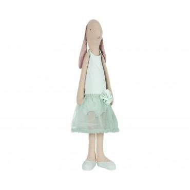 Grande Poupée Lapin Fille - Ballerina Mint