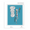Affiche Soledad - Maillot
