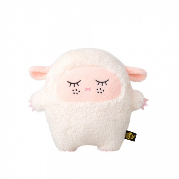 Doudou Ricewool Luxe - Pink Face