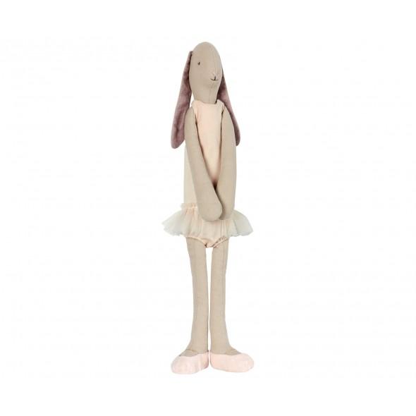 Poupée Lapin Fille - Ballerina Rose (Medium)