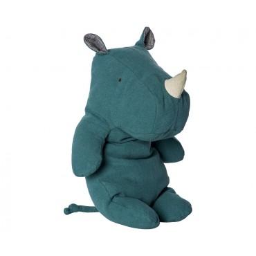 Doudou Rhino - Gris