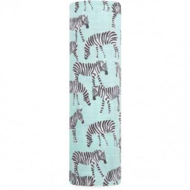 Maxi lange - Mod zebra