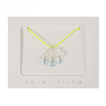 Collier enfant - Cloud