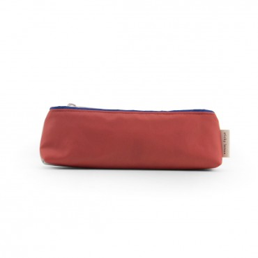 Trousse Sticky Lemon - Rouille / Bleu